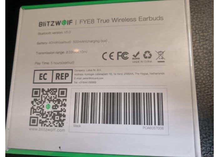 BW-FYE8パッケージ裏面
