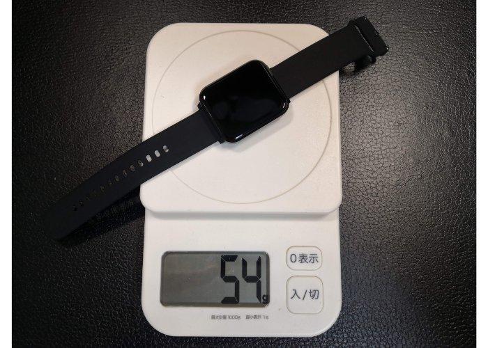BW-HL1の重さ