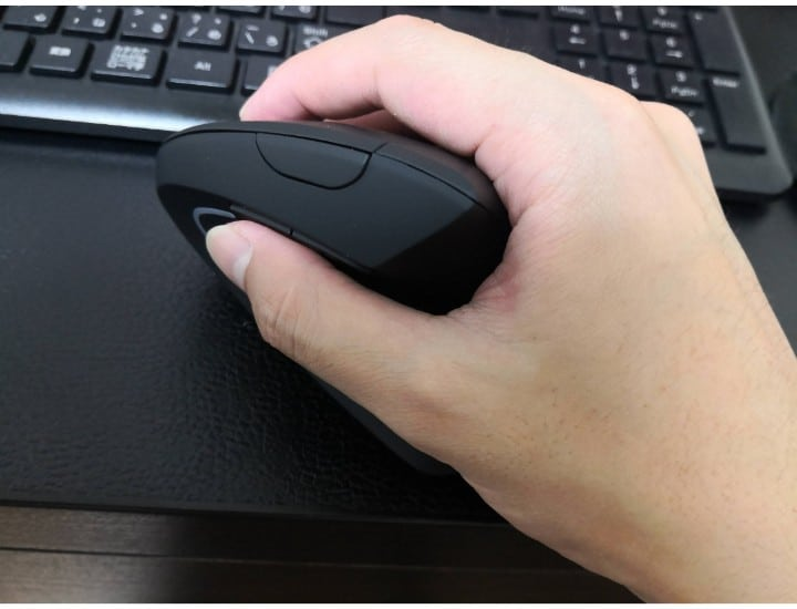 Anker エルゴノミクス進むボタン