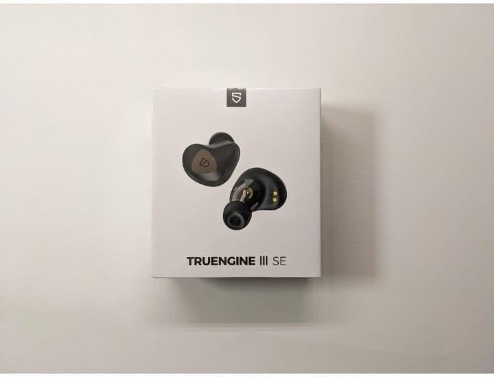 Soundpeats Truengine3seパッケージ