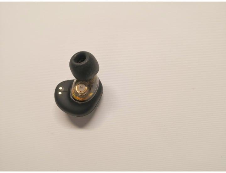 COMPLYのイヤピを装着したTRUENGINE3SE