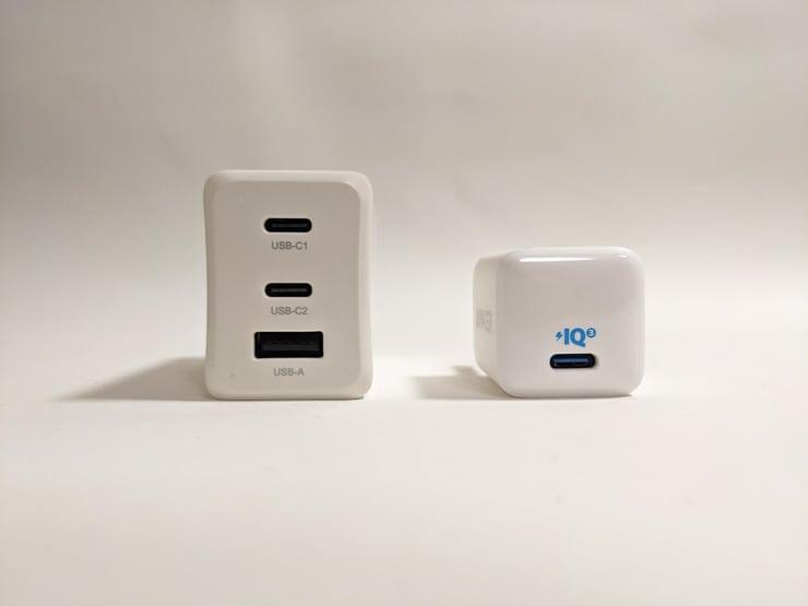 CIO LilNobとAnker PowerPort