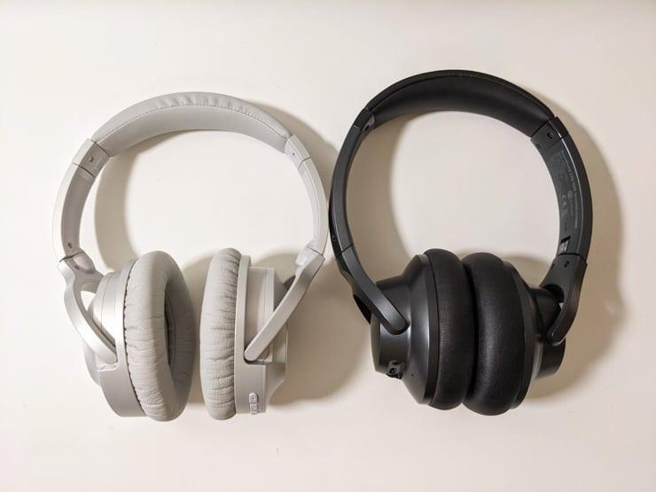 VANKYO CY750とAnker Soundcore Life P2の全体像比較