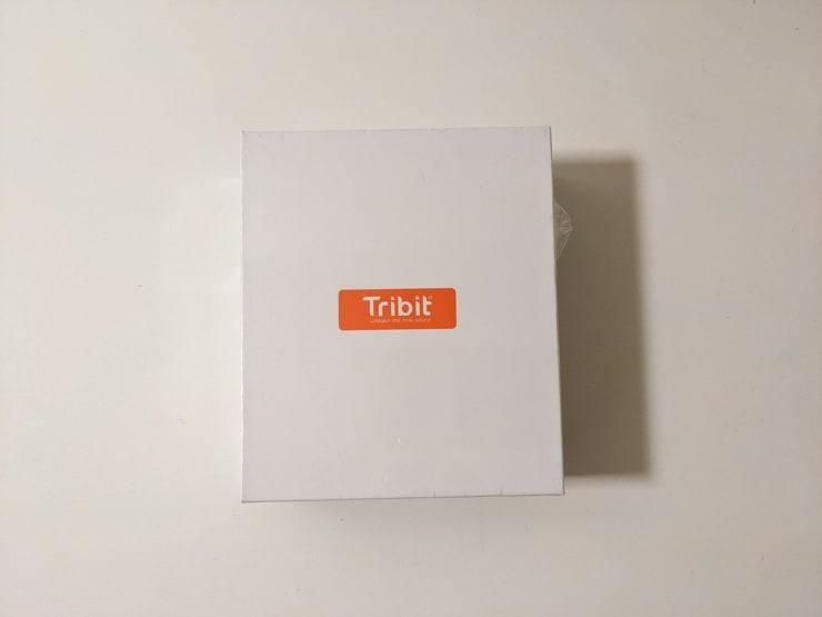 Tribit FlyBuds3外箱パッケージ