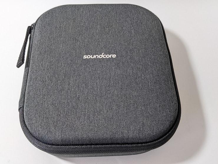 Anker Soundcore Life Q30 付属のハードケース