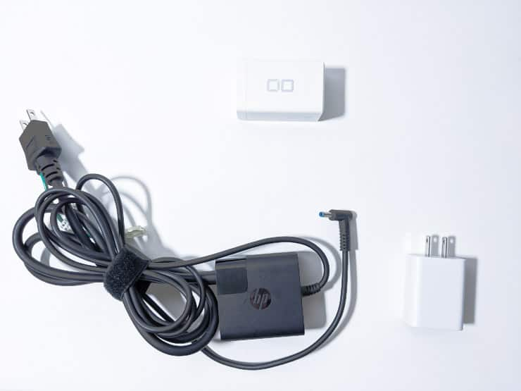 CIO LilNobがあればACアダプターも充電器もコレ1個に集約