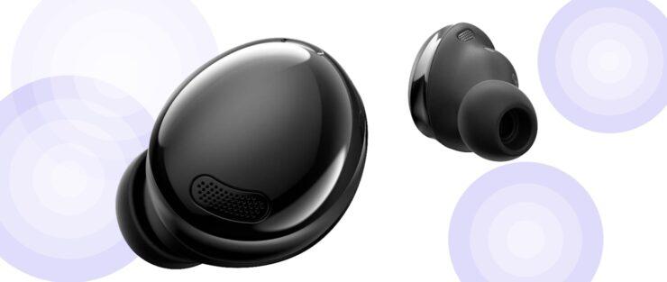 360°オーディオ体験ができるGalaxy Buds Pro