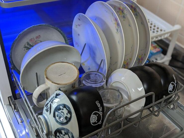 とくめいさんおすすめの食洗機ラクア